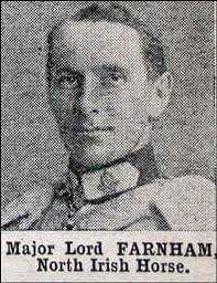 Major Farnham-thestewartsinireland.ie