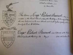Stewart Kildare Capt Robert Castlerudderya-thestewartsinireland.ie