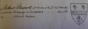 Stewart Kildare Dublin Arthur Vic Mountjoy of Smithfield a-thestewartsinireland.ie